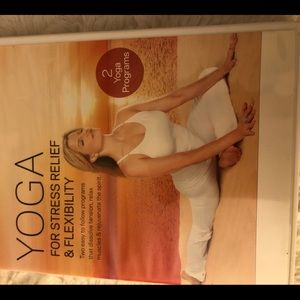 5 for $25  YOGA CDs or $6.00 each